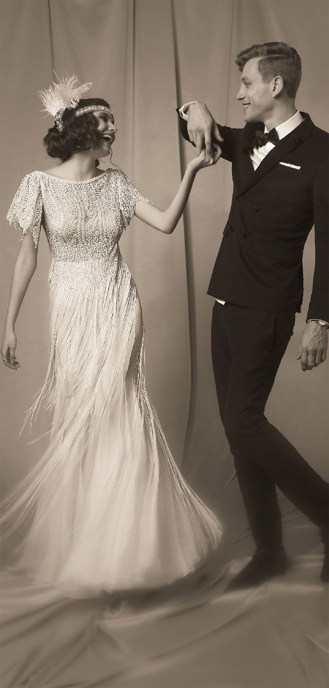 Hila Gaon 2017 Wedding Dresses World Of Bridal Vintage Wedding Dress 1920s 1920s Wedding Dress Wedding Gowns Vintage