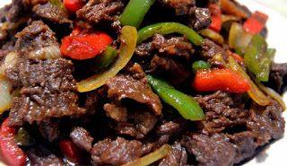 Cara Memasak Beef Teriyaki Yang Enak Resep Daging Sapi Resep Daging Resep Masakan