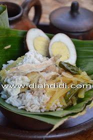 Diah Didi S Kitchen Resep Nasi Liwet Solo Komplit Resep Masakan Resep Masakan Indonesia Makanan Dan Minuman
