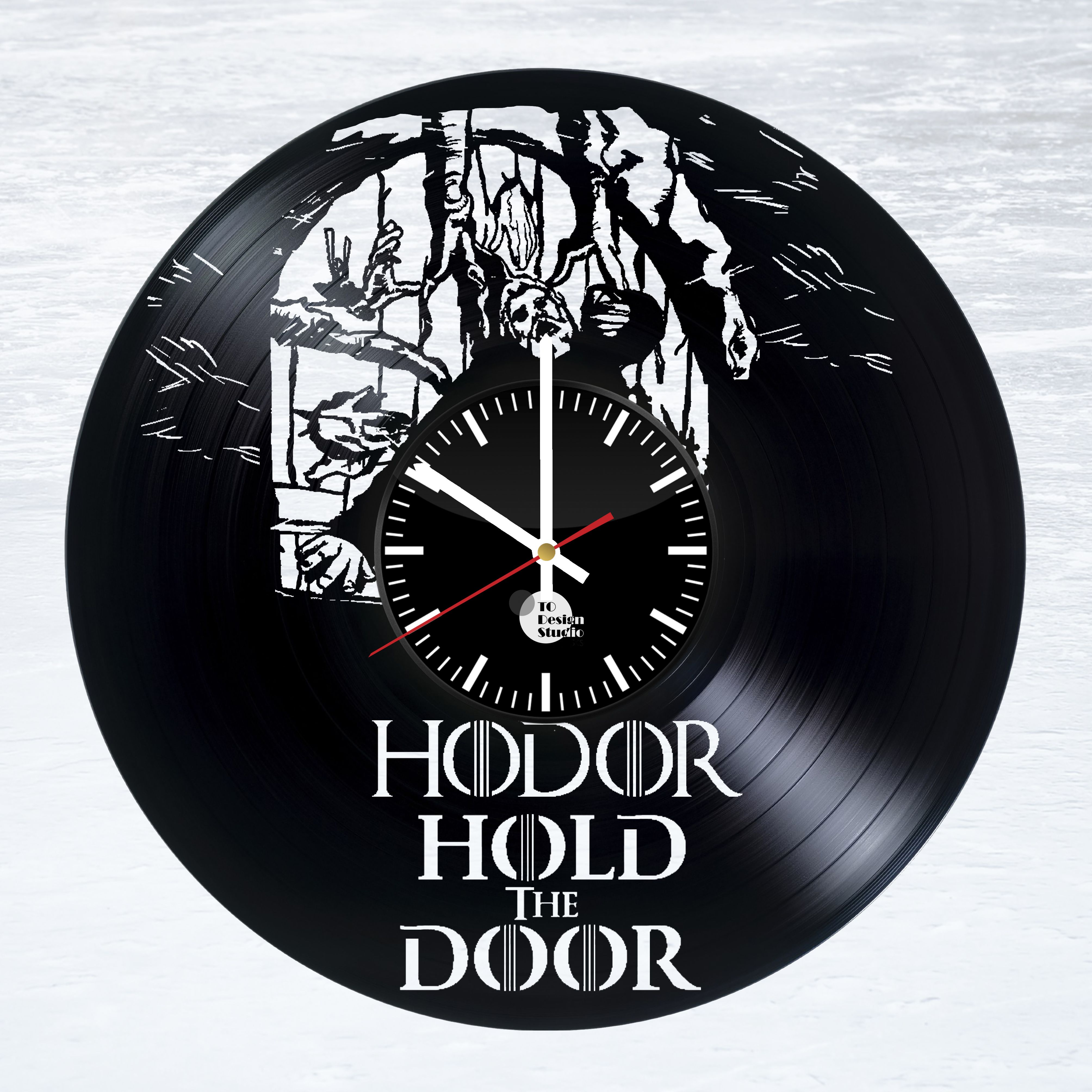 Pin by Julie Clarke on game of thrones Wall clock