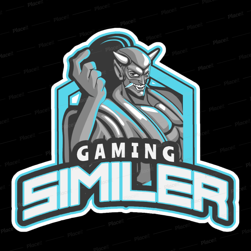 Gaming Logo Maker for an Aggressive Gaming Clan 1746a