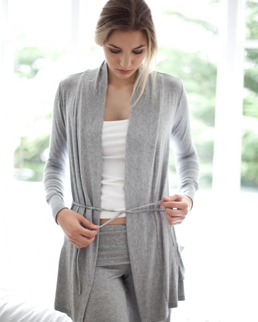 Awesome Luxury Loungewear for Women : Loungewear Esprit Luxury Cardigan