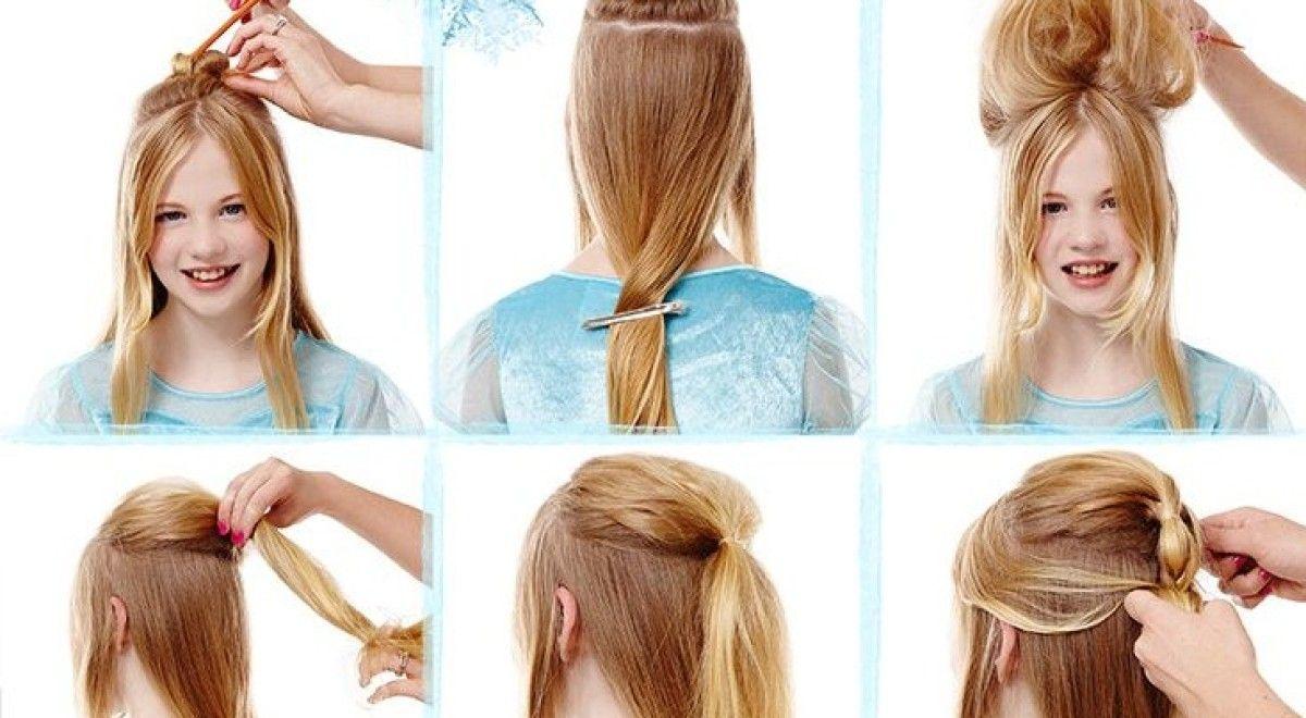 Frozen Hair Tutorial