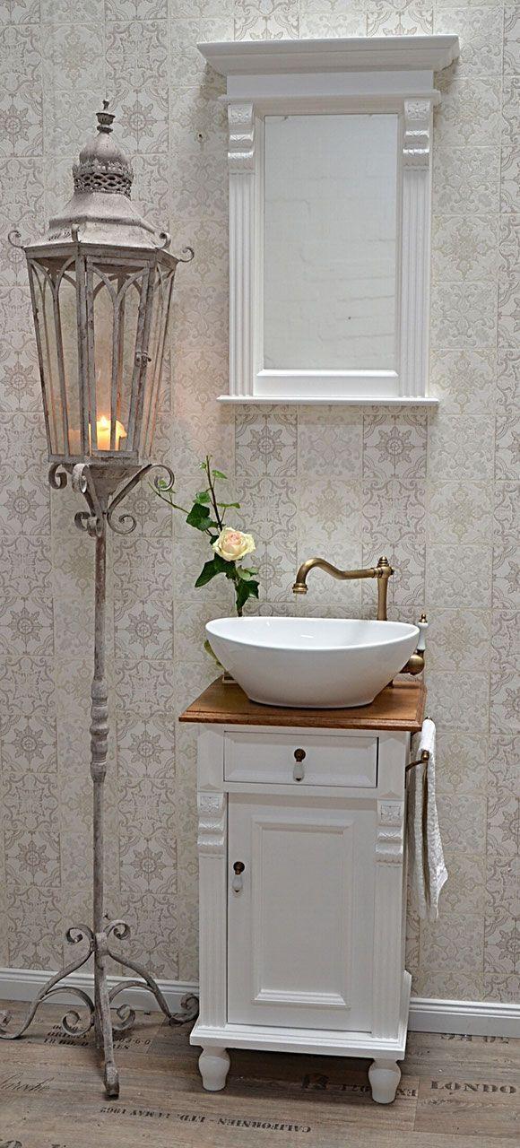 montcalm landhaus waschtisch von badm bel landhaus land und liebe shabby chic bathrooms. Black Bedroom Furniture Sets. Home Design Ideas