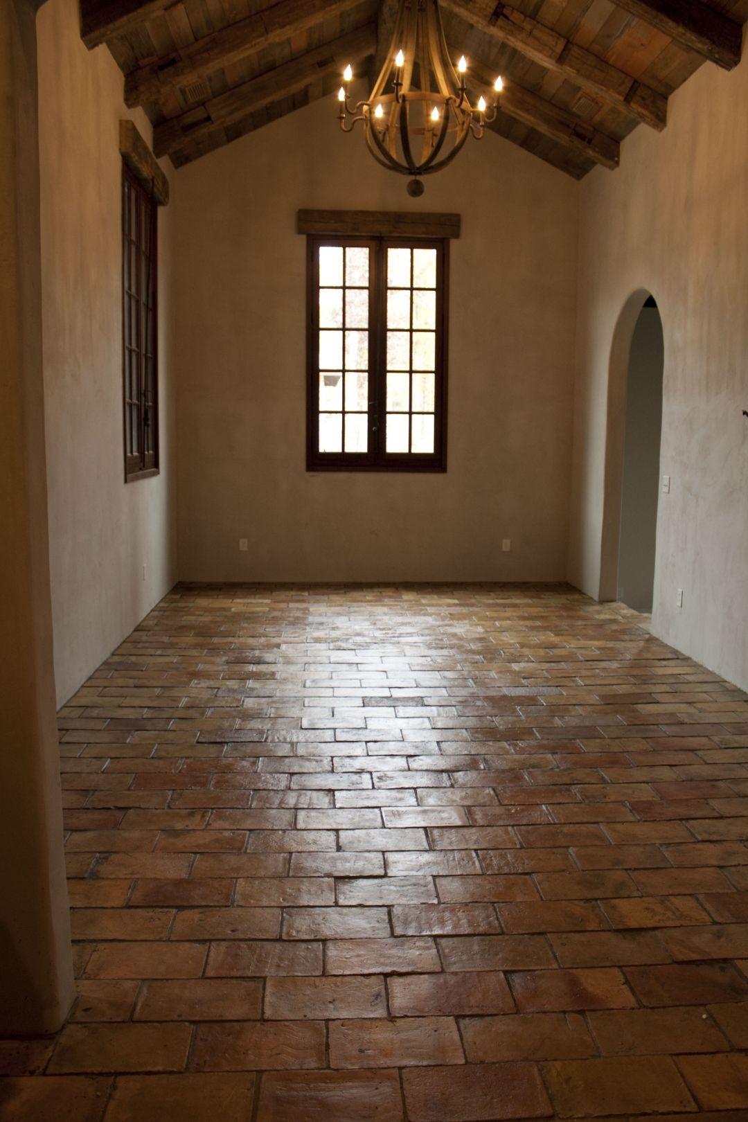 French terracotta parefeuille tiles flooring pinterest terracotta french terracotta parefeuille a beautiful antique floor tile that has its background as a sub roofing tile our reclaimed parefeuille tiles were dailygadgetfo Choice Image