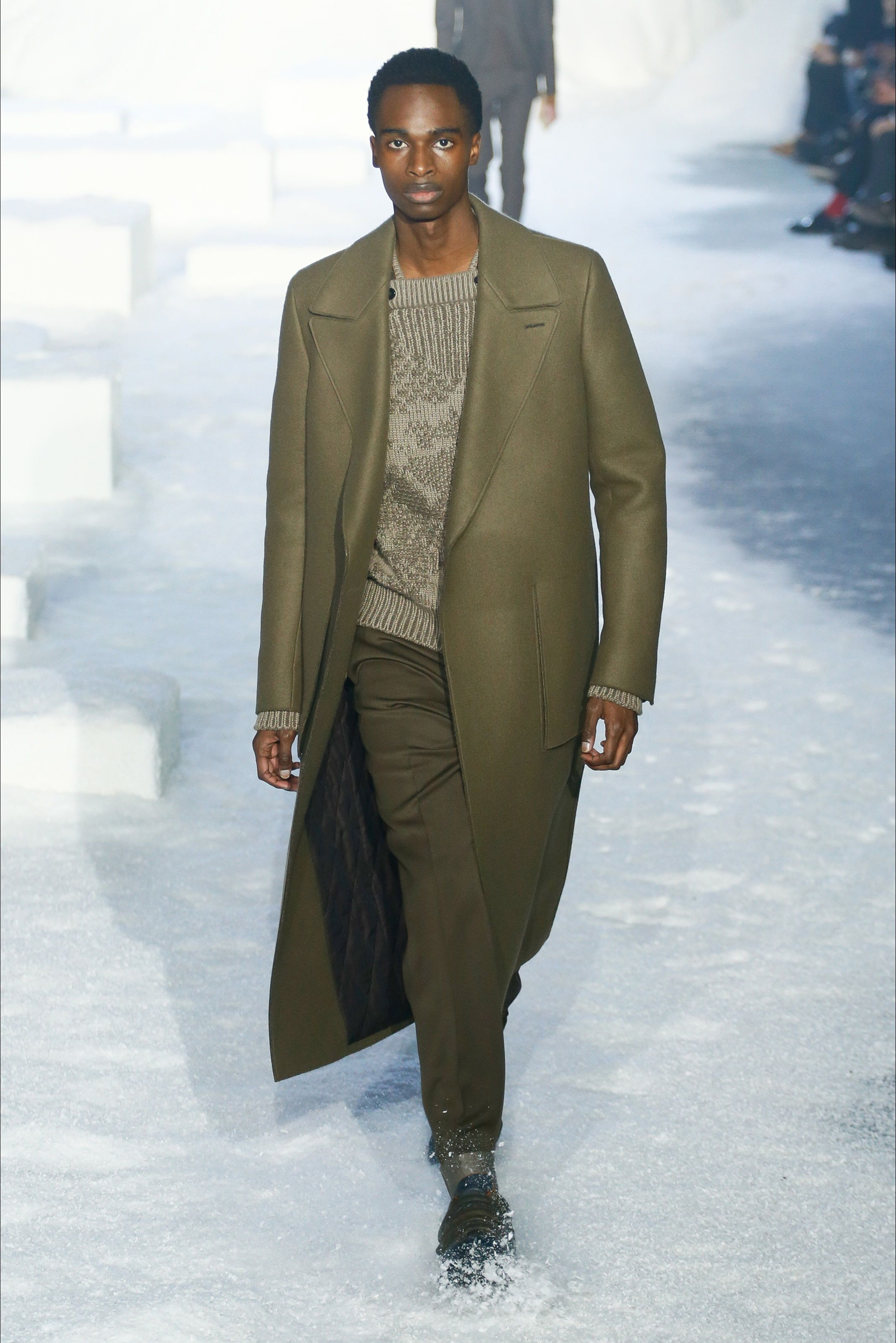 Sfilata Moda Uomo Ermenegildo Zegna Milano - Autunno Inverno 2018-19 - Vogue 452ff12d88a