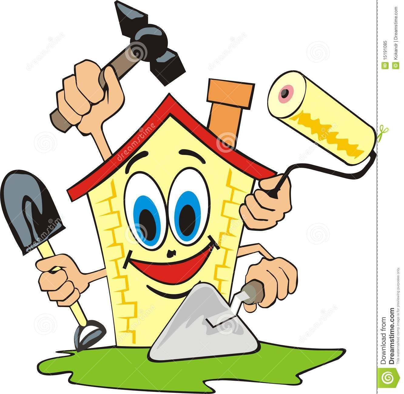 All graphics newest royalty free stock photos stock illustrations - Home Repair Royalty Free Stock Photo Image 15191085