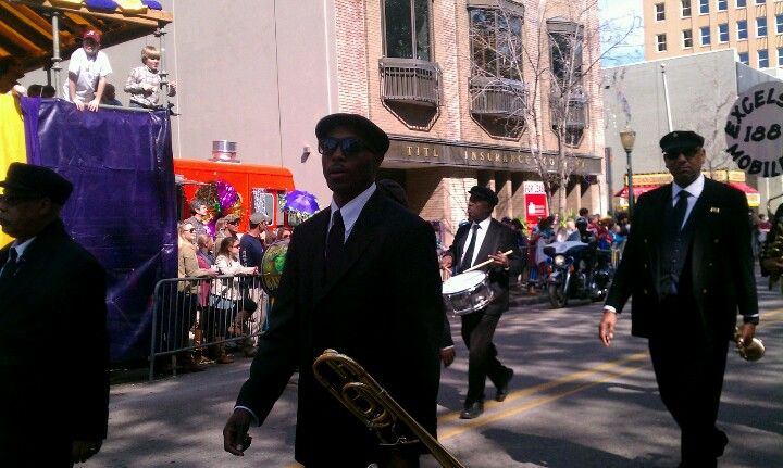 Mardi Gras ..Mobile style