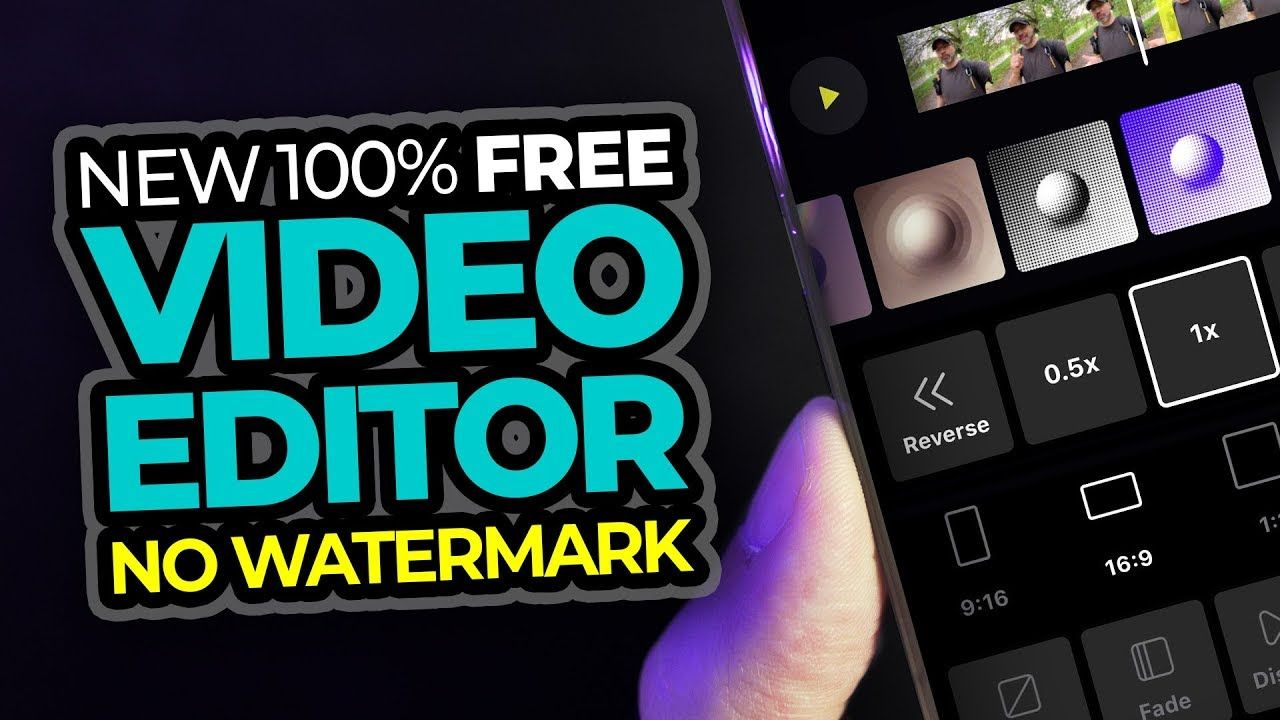 Free Video Editing App Without Watermark Dee Nimmin