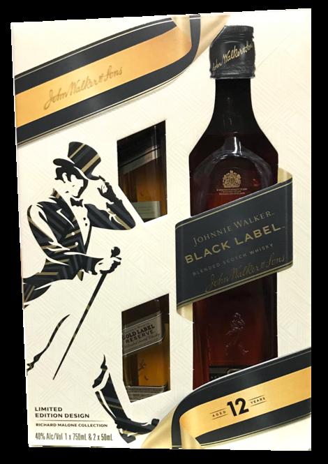 Johnnie Walker Double Black Whiskey 750ml Johnnie Walker Double Black Johnnie Walker Johnnie Walker Gift