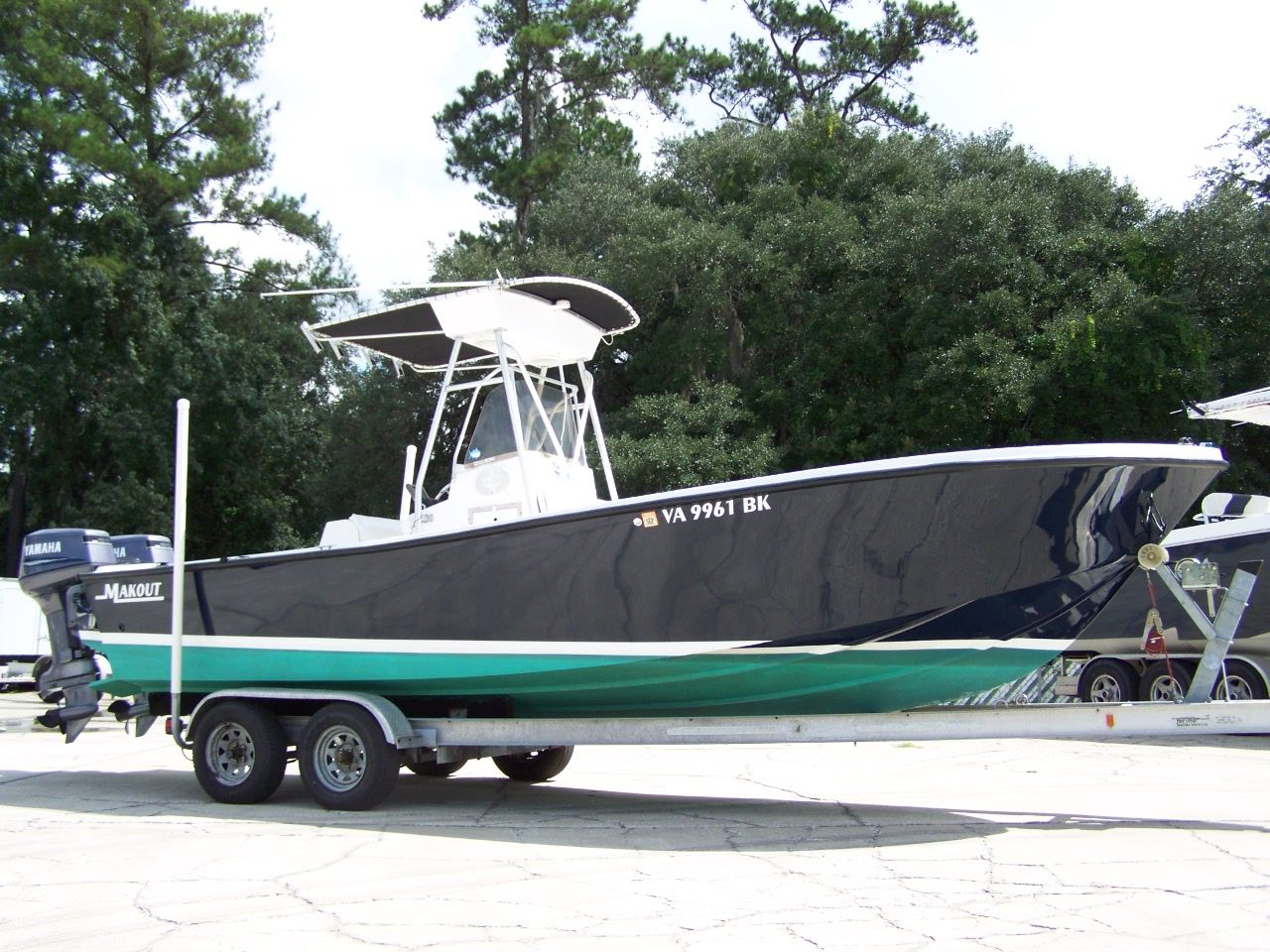 Saltwater Fishing Boats For Sale