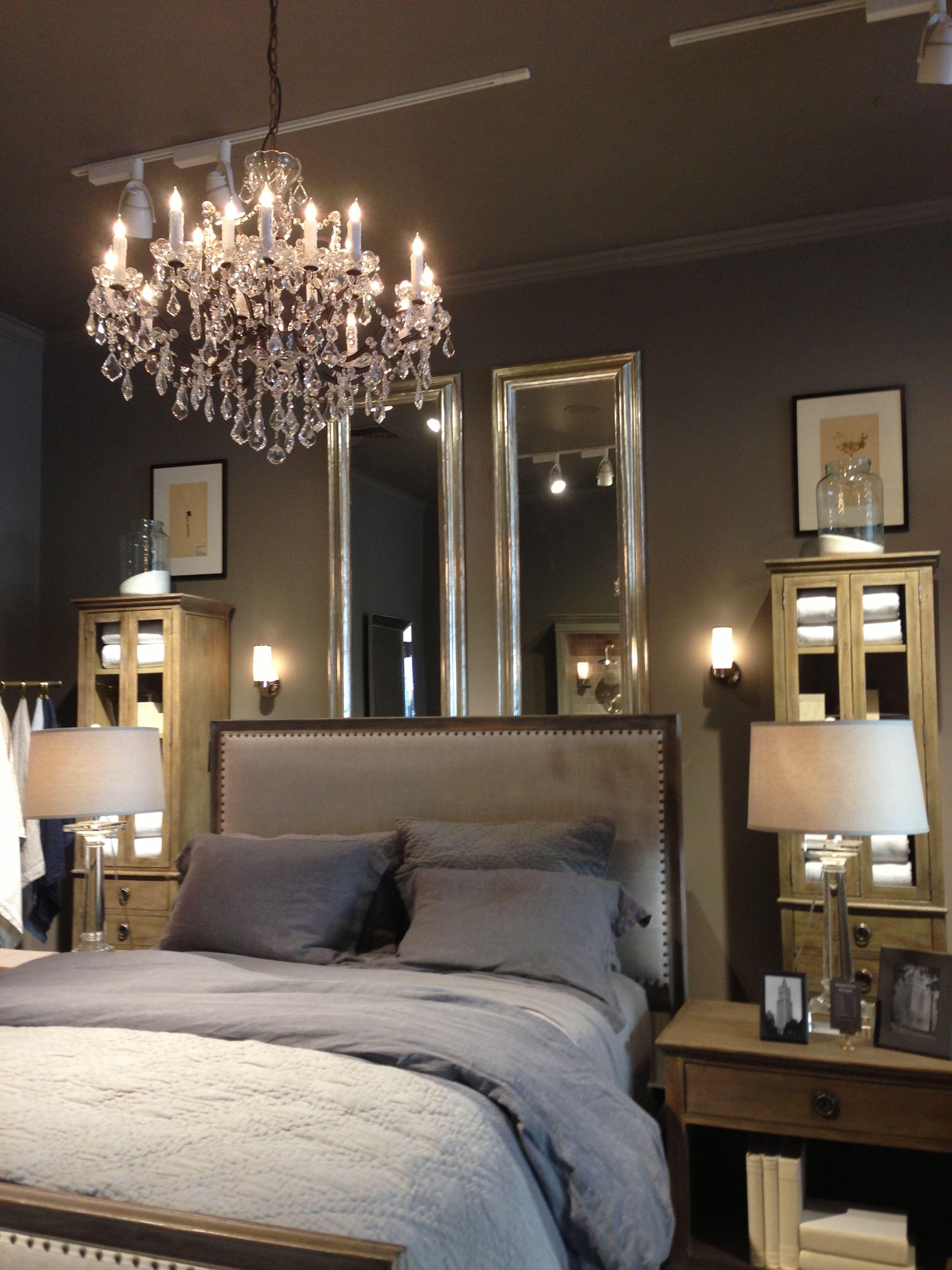 Perfect rustic bedroom | Rustic bedroom, Home bedroom ...