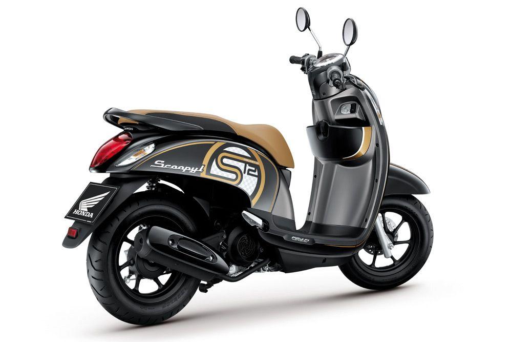 Harga dan Spesifikasi New Honda Scoopy Mei 2015 - Kunci ...