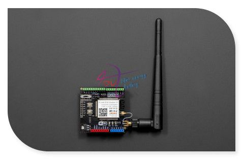 DFRobot WiFi Shield/Module V3 with RPSMA Interface, 5V