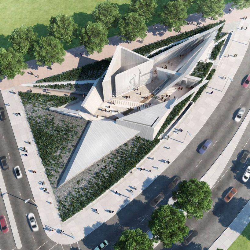 daniel libeskind to design canada's national holocaust monument