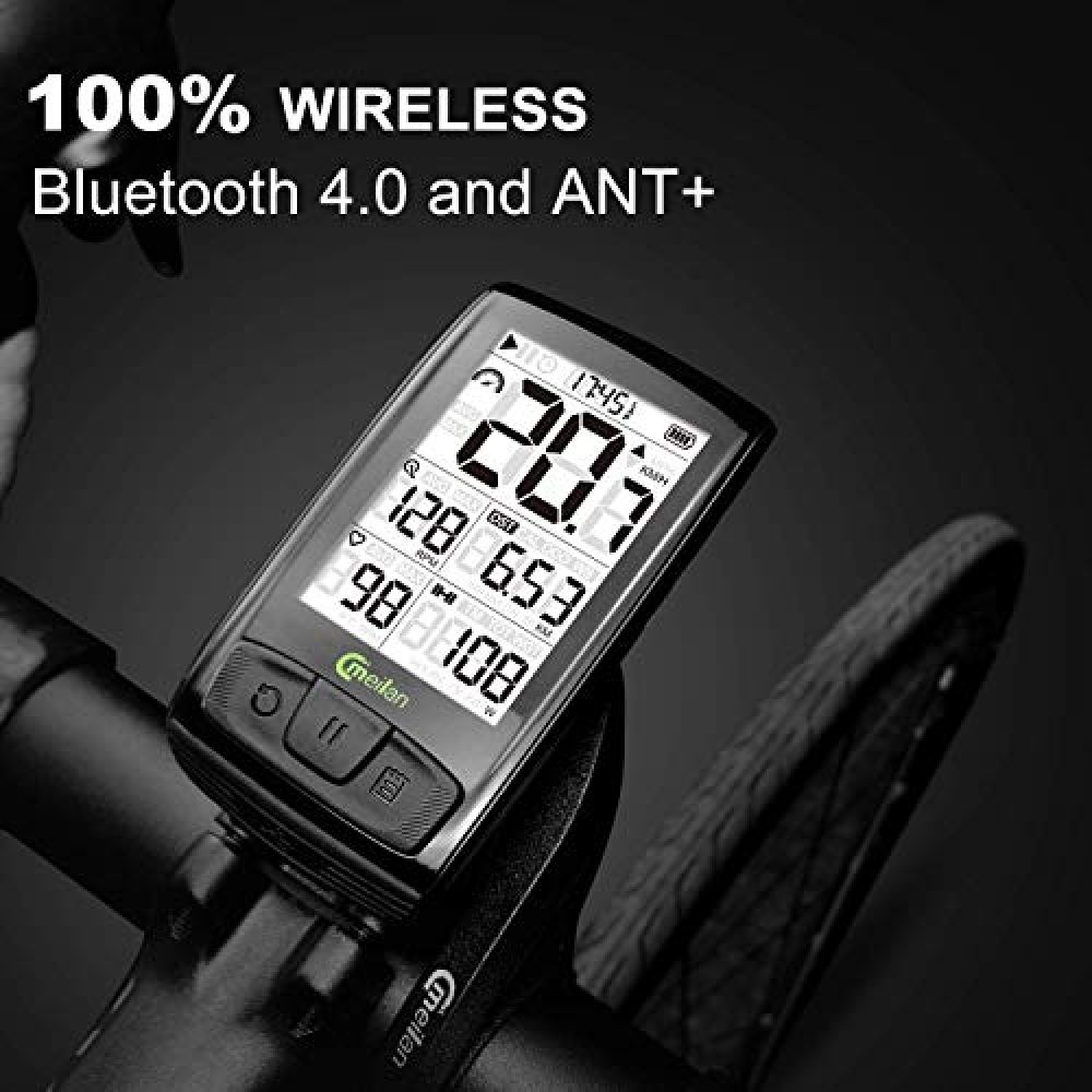 Meilan Cycling Computer M4 Ant Ble4 0 Wireless Bike Computer With