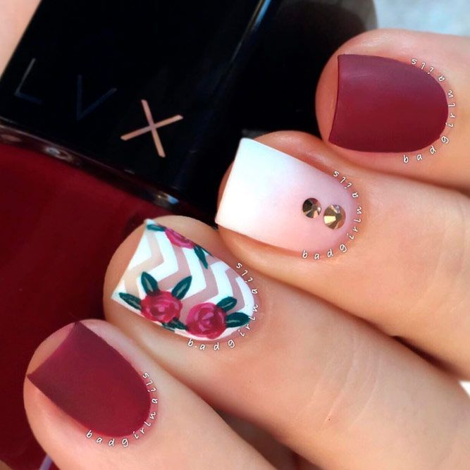 21 Examples Of Nail Designs for Short Nails To Inspire You | Short ...