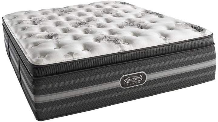 Simmons Beautyrest Beautyrest Black Sonya 18 Firm Pillow Top Mattress and Box Spring #pillowtopmattress