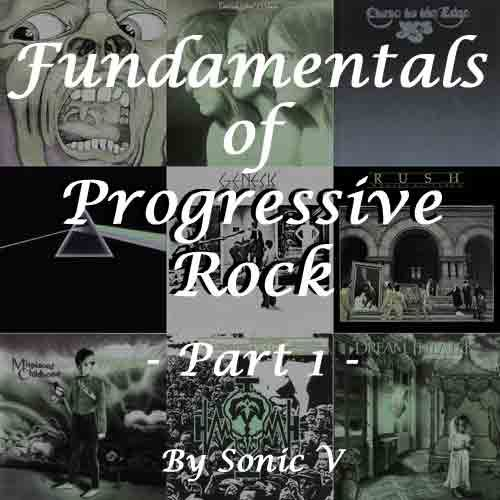 What are fundamental characteristics of Progressive Rock?