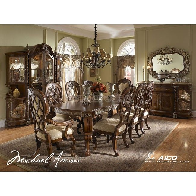 Venetian Ii Dining Room Set Luxury Dining Room Classic Dining