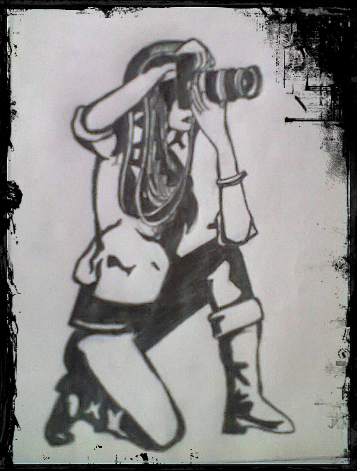My new pencil sketch