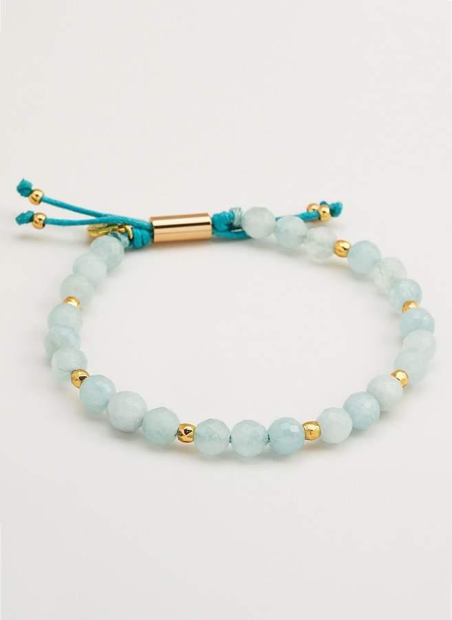 a39b5e53da9b Gorjana Power Gemstone Aquamarine Beaded Bracelet For Truth ...