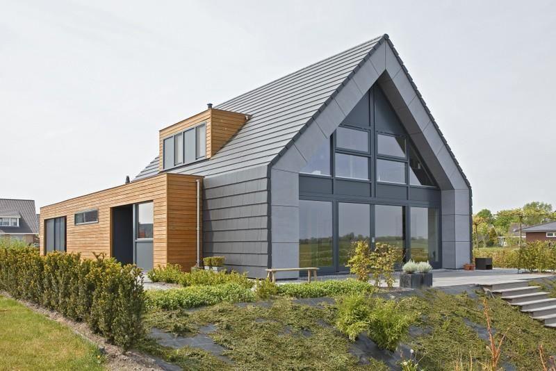 Vrijstaande woning modern google zoeken schuurwoning for Moderne vrijstaande woning