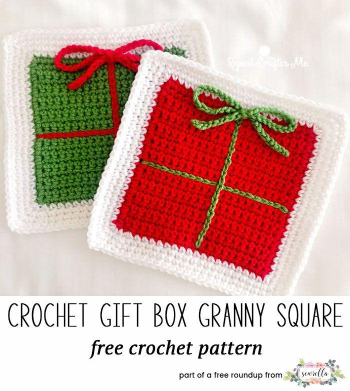Crochet Last Minute Christmas Patterns | Häkeln und Weihnachten
