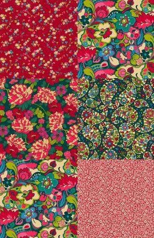 Bloomsbury Gardens Fabric Collection