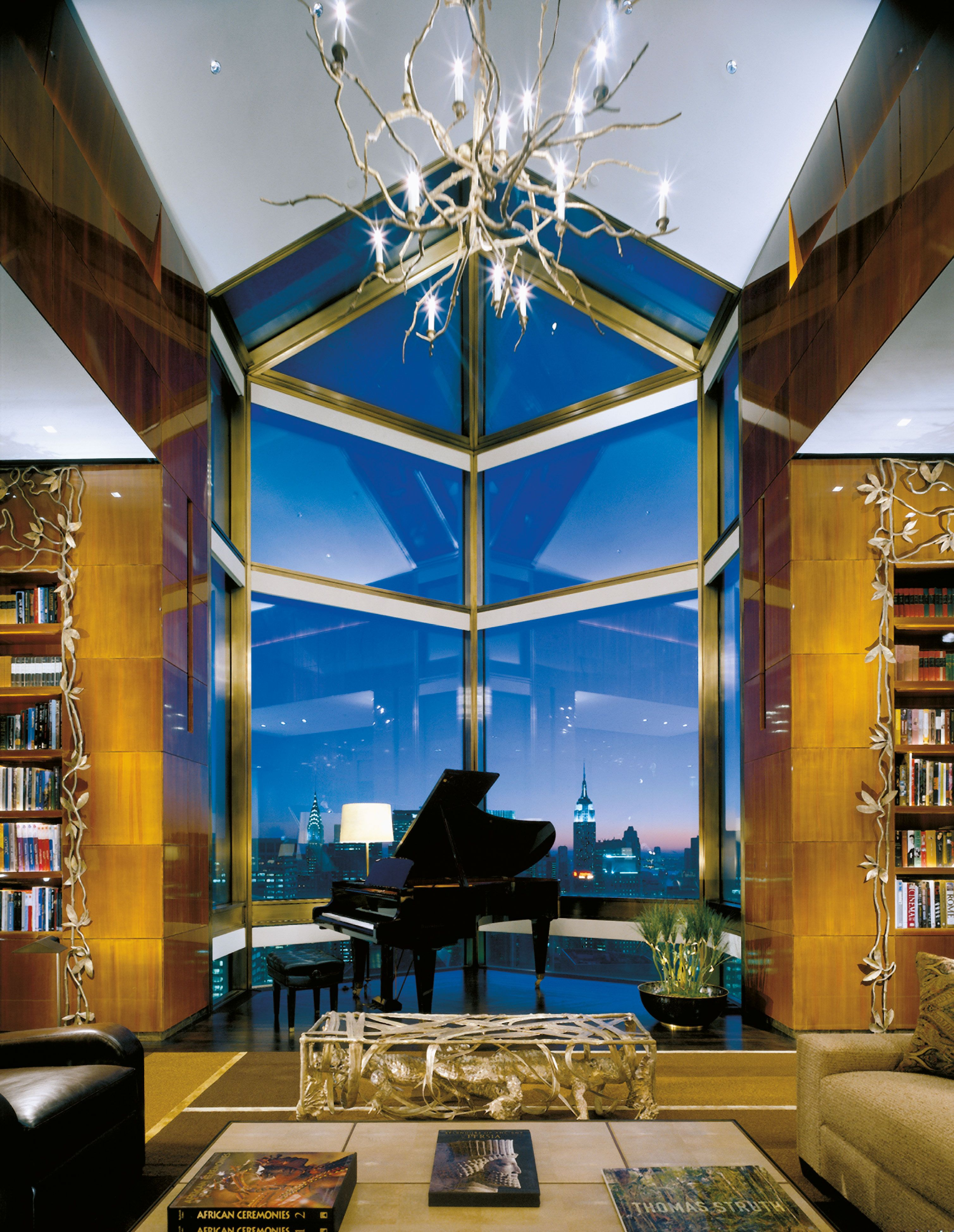 (Foto Four Seasons Hotel New York)