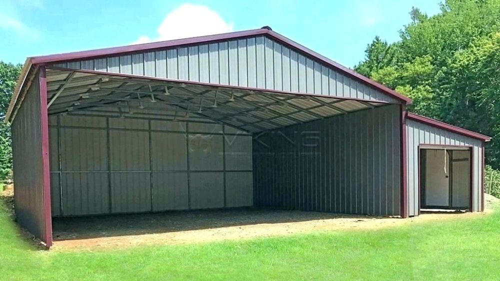 How To Enclose Metal Carport Google Search Metal Carports Shed Design Mobile Home