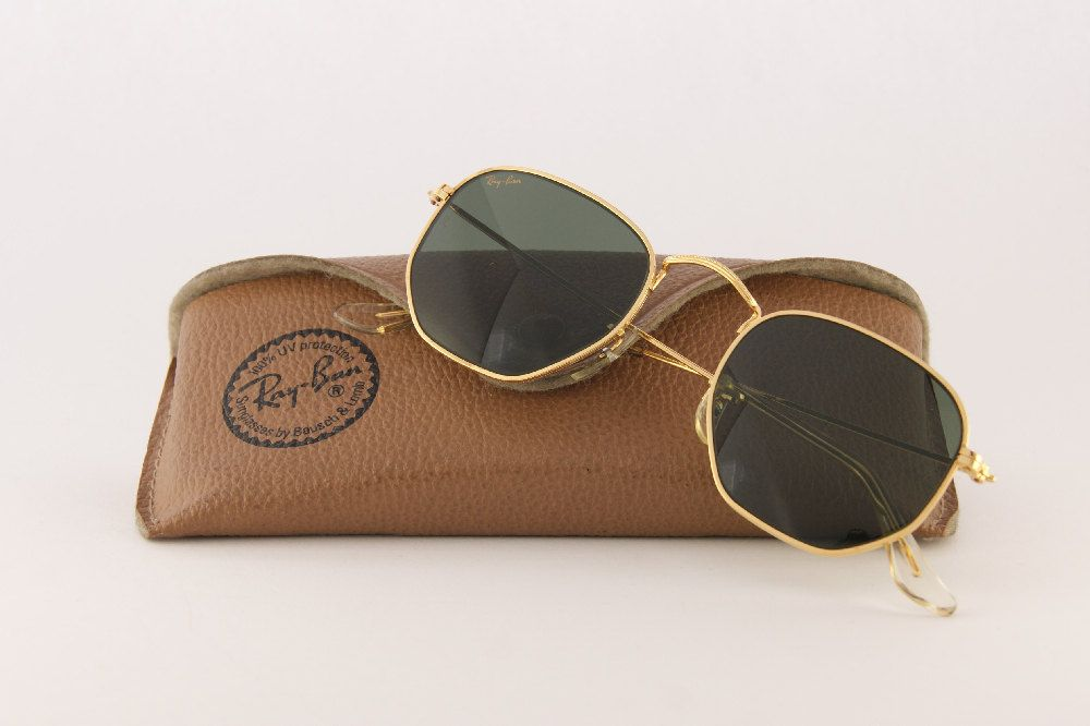 vintage ray bans  Ray-Ban Classic Arista Vintage Sunglasses Bausch \u0026 Lomb - 80s ...