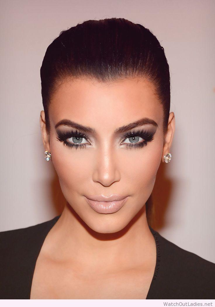 kim kardashian makeup for blue eyes watchoutladiesnet