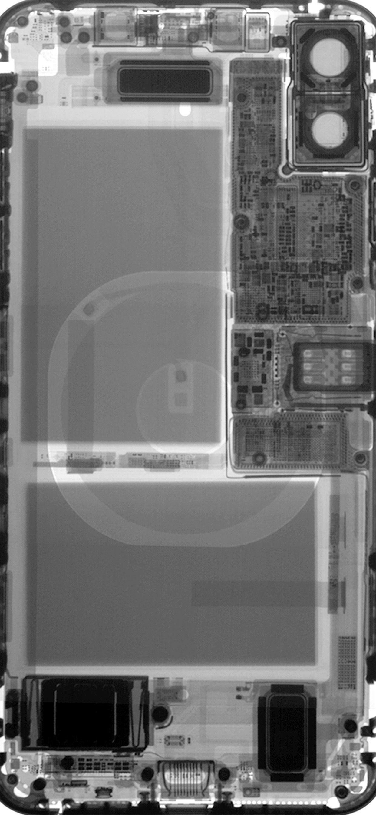 It Is Inside A Iphone Xr Wallpaper Orange Wallpaper Hd
