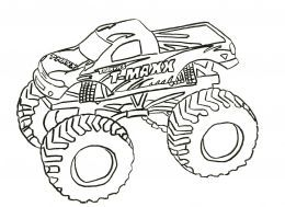 Monster Trucks Kids Coloring Pages And Free Colouring Pictures To Print Malvorlagen Fur Jungen Lustige Malvorlagen Monster Truck
