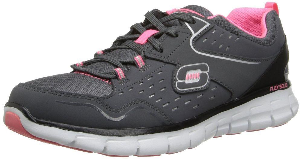 Skechers women\u0027s shoes front row memory foam running size 6.5, 7, 7.5 NEW