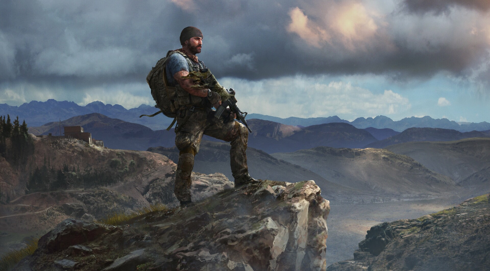 Artstation Ghost Recon Wildlands Iconic Illustrations Michel Donze In 2020 Ghost Ghost Recon Wildlands Ps4 Military Pictures