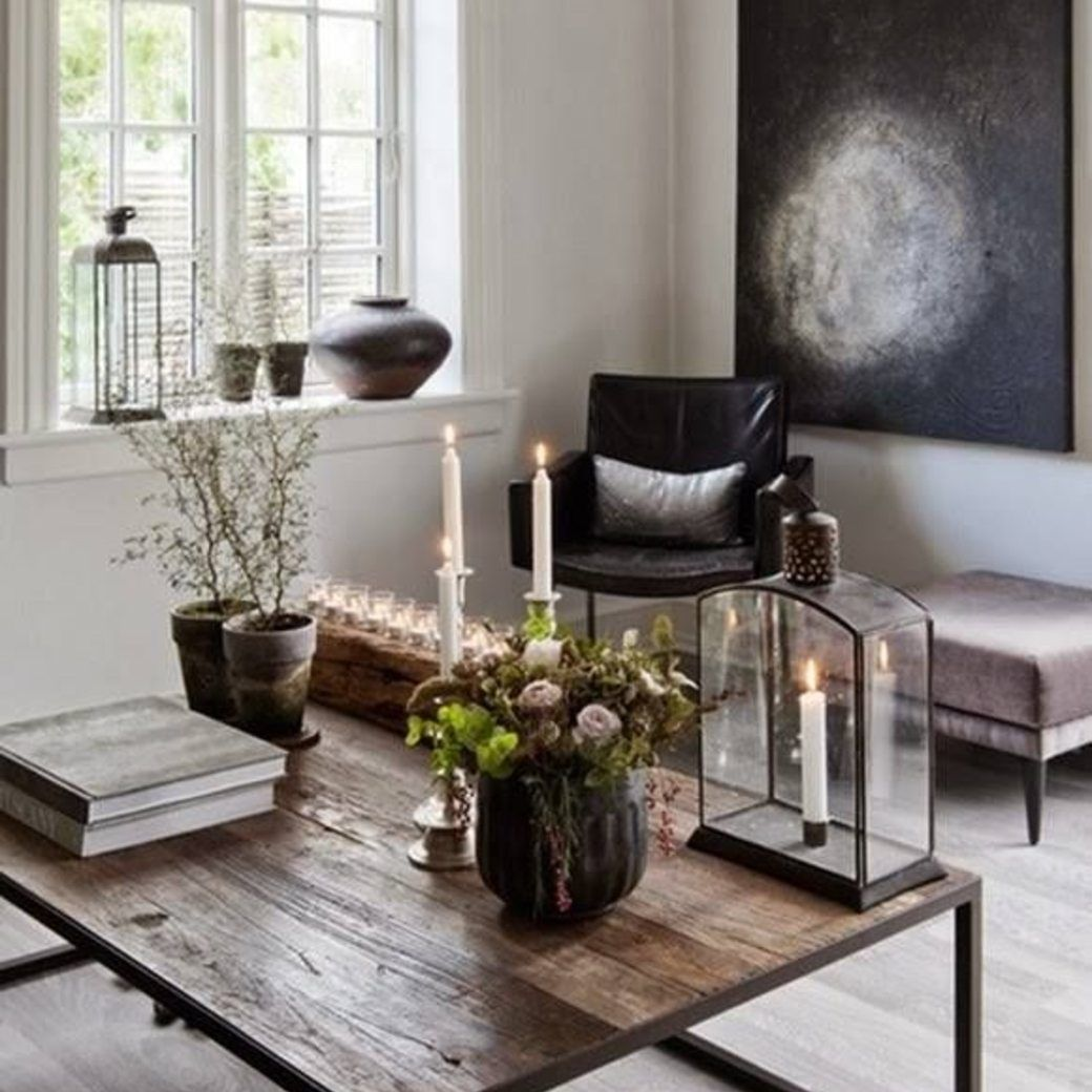 Danish Home Design Ideas: On A Budget? How To Style Your Coffee Table For Less Than