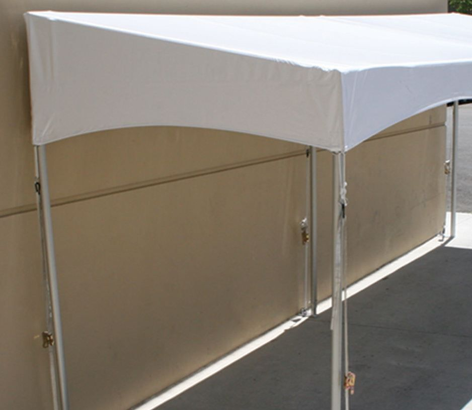 10x20 Gable Extension Tent Complete. By Central Tent.   Tents ...