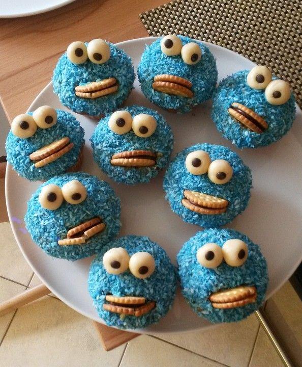 Krumelmonster Cupcakes Backen Backen Cupcakes Und Kuchen