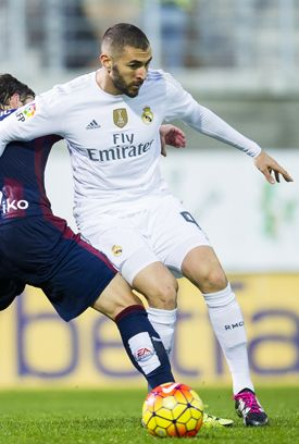Karim Benzema (Real Madrid) adidas X 15.1 | Karim Benzema