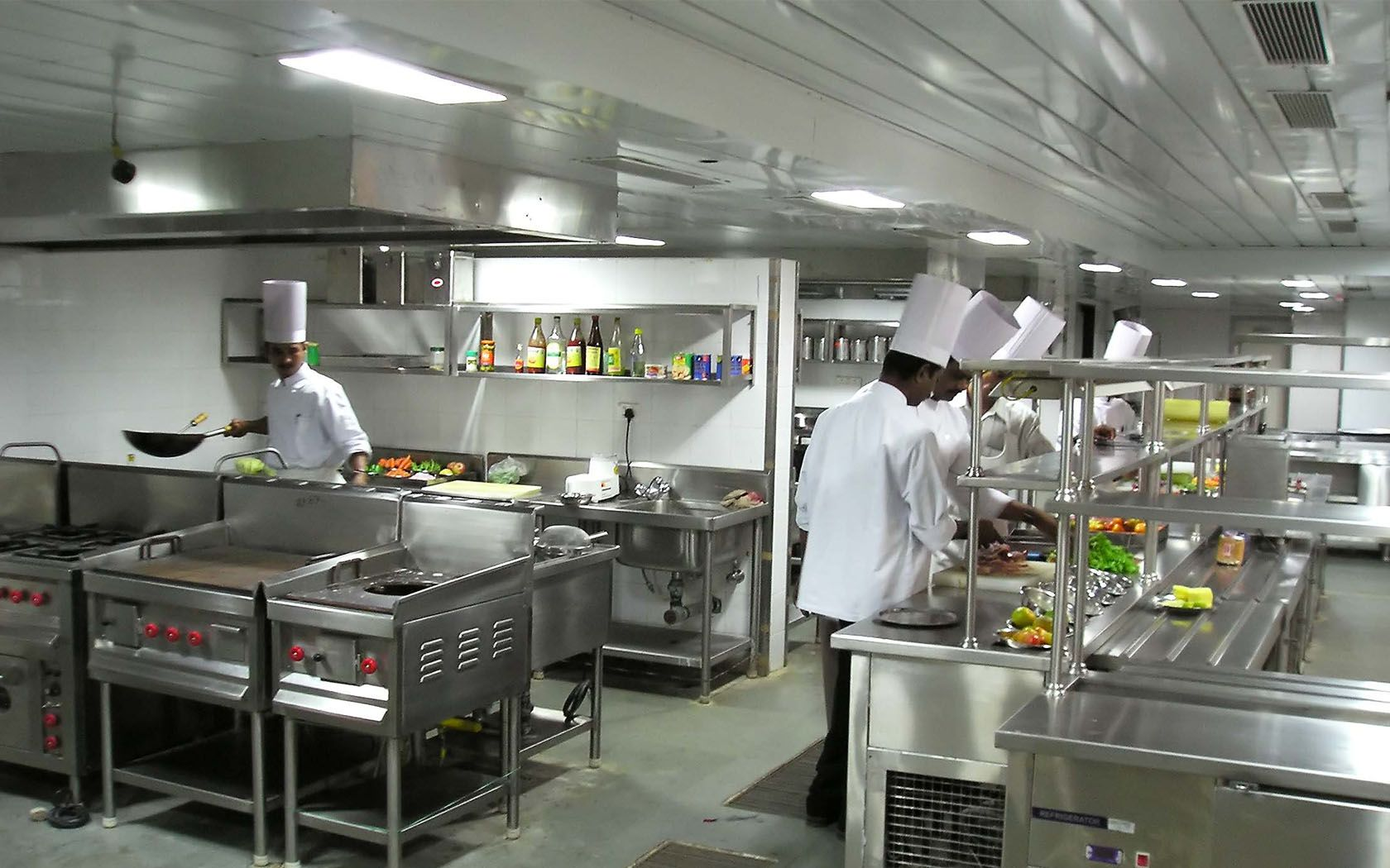 we are commercial kitchen equipment manufacturers in hyderabad