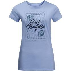 Jack Wolfskin T-Shirt Frauen Sea Breeze T-Shirt Women S blau Jack WolfskinJack Wolfskin #oldtshirtsandsuch