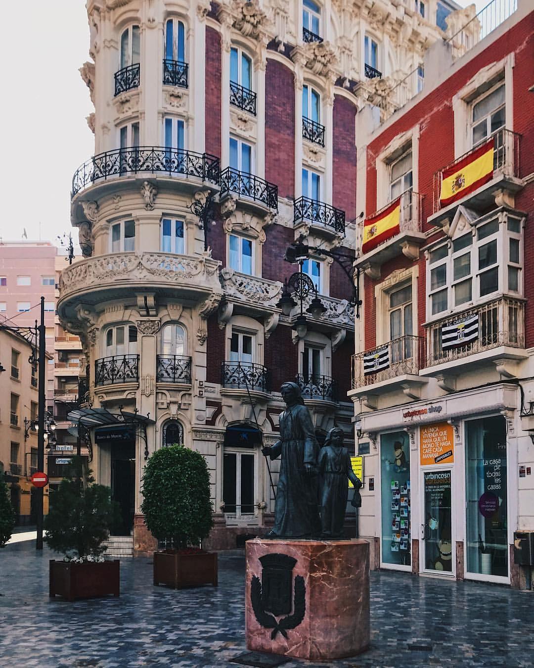 Cartagena Murcia Spain