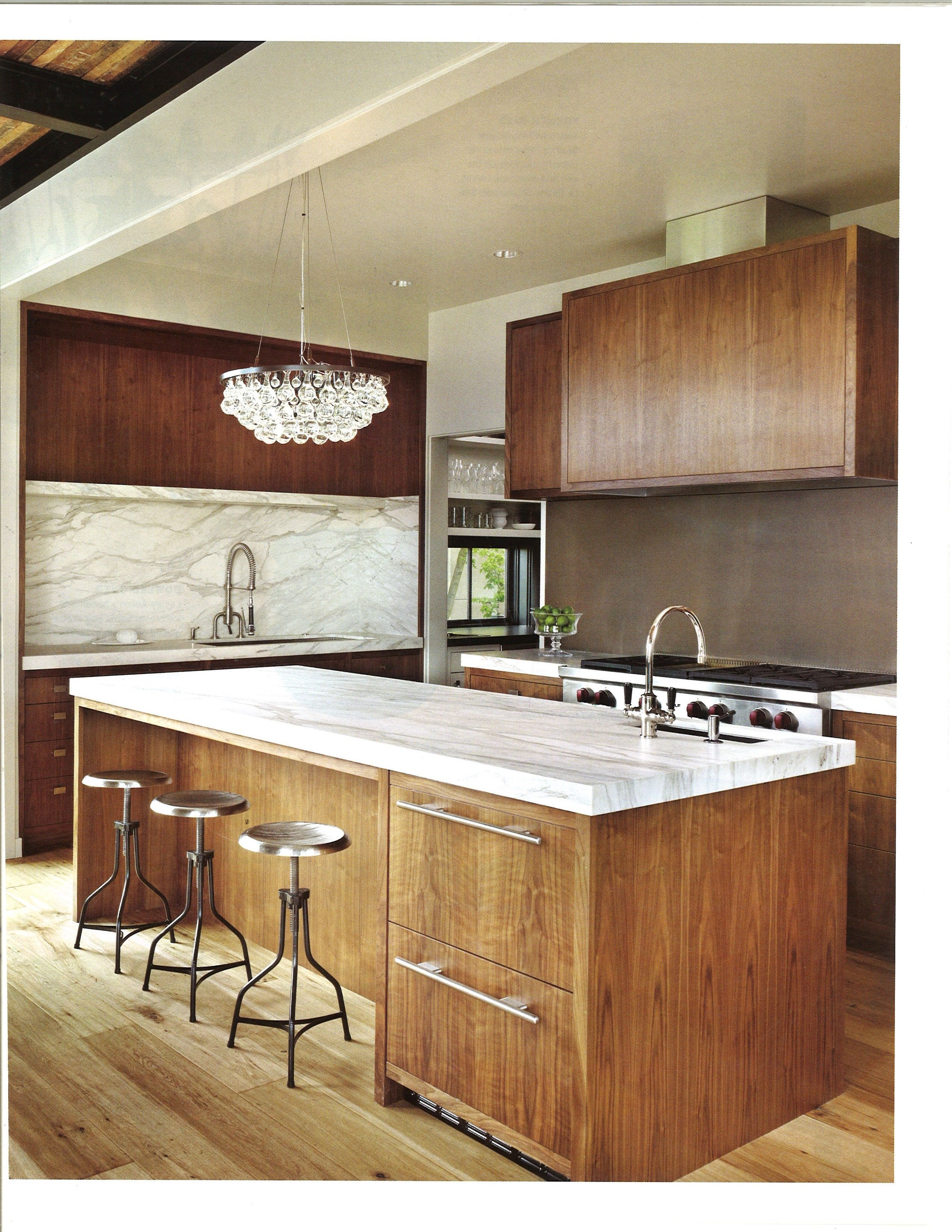 Best 10 Inspiring Kitchens With Wood Cabinets And White 400 x 300