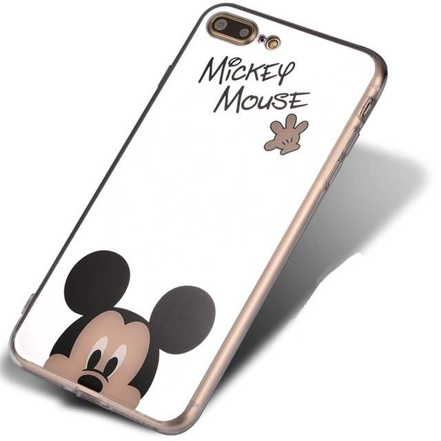 Mickey Mouse Cartoon Case For IPhone 6