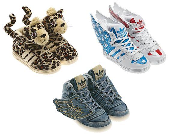 jeremy scott kids adidas