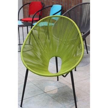 Fauteuil De Jardin Egg Couleur Vert Leroy Merlin Mooi En Betaalbaar Fauteuil Jardin Carrelage Interieur Couleur Vert