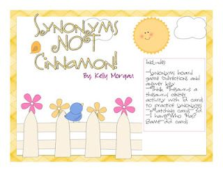 topics synonym by Nicole Davis Karod