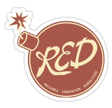 Team Fortress 2 Red Team Sticker By Alexstains Team Fortress Team Fortress 2 Red Team